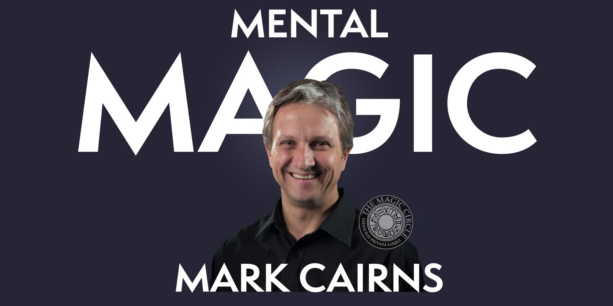 Mental Magic - Mark cairns image