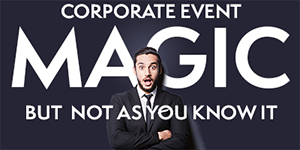 Corporate magic link button image