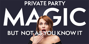 Private party magic link button image