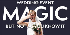 Wedding magic link button image