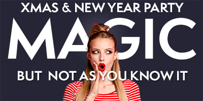 Xmas and New Year Party Magic button link image