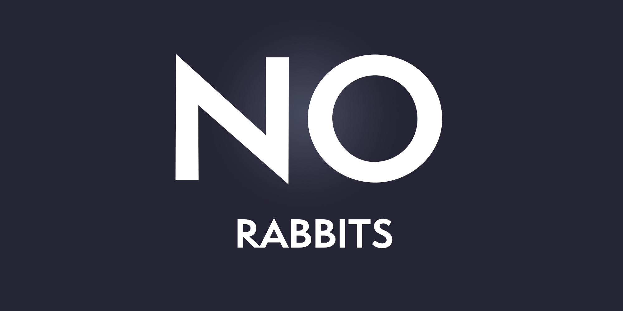 No Rabbits image